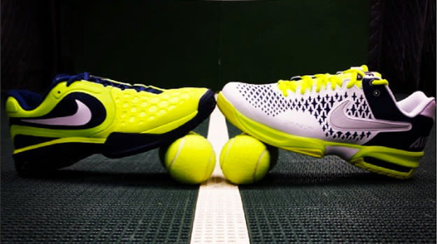 New Nike Tennis Shoes