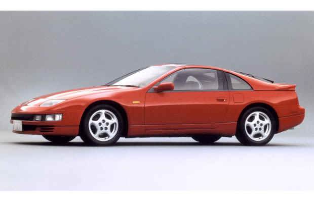 nissan 300zx the 25 best cars of the 39 90s complex. Black Bedroom Furniture Sets. Home Design Ideas