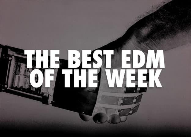 EDM-handshake