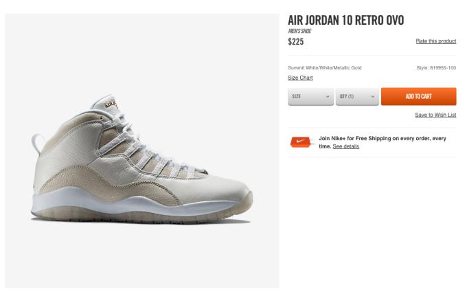 The Air Jordan X