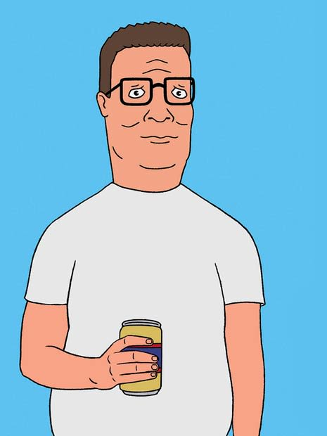 Hank Hill Characters That Hank Hill Playing The