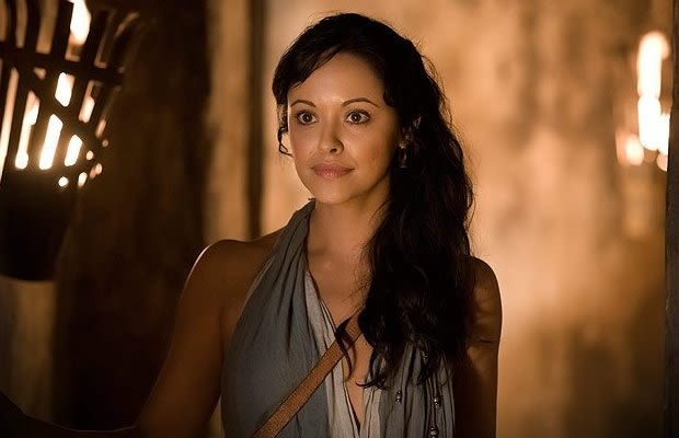 """Jamie Murray - The 10 Hottest Women From """"Spartacus ..."""