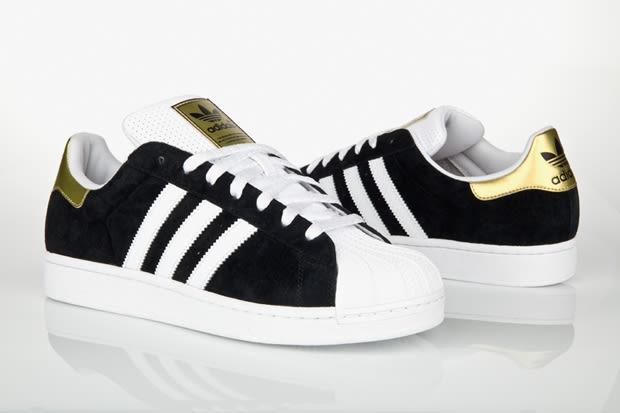 Adidas Superstar Blanche Et Noir 36