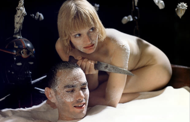 Daddy daughter orgasm clip