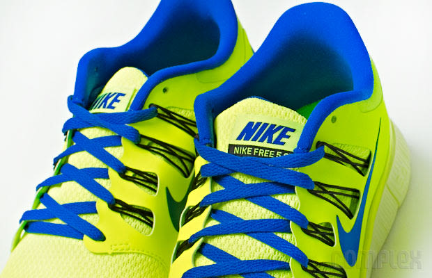 Nike Free 5.0 Laces