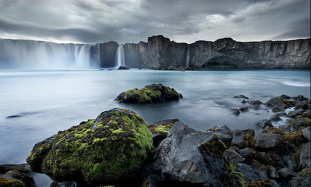 Goðafoss - 50 Photos of the Coolest Places on Earth   Complex