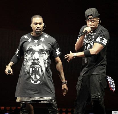Watch The Throne Tour Shirt Watch The Throne Tour