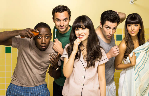 New Girl Bs Stream