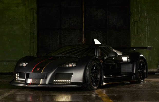 Gumpert Apollo Enraged - The 25 Most Expensive Cars | Complex