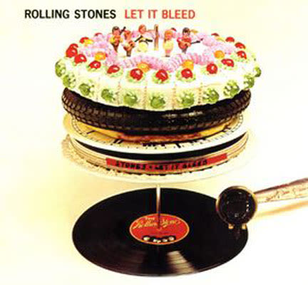 Bleeding Through Album Covers Album Let it Bleed