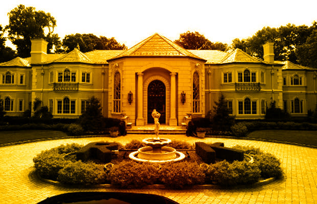 Rappers homes 20 ridiculous rapper mansions complex