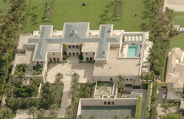 Sydell miller mansion for Pensmore mansion