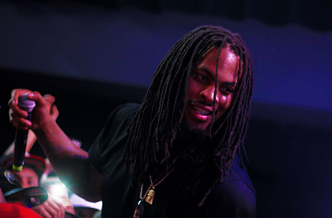 Waka Flocka Flame Disses Donald Trump Again on Twitter