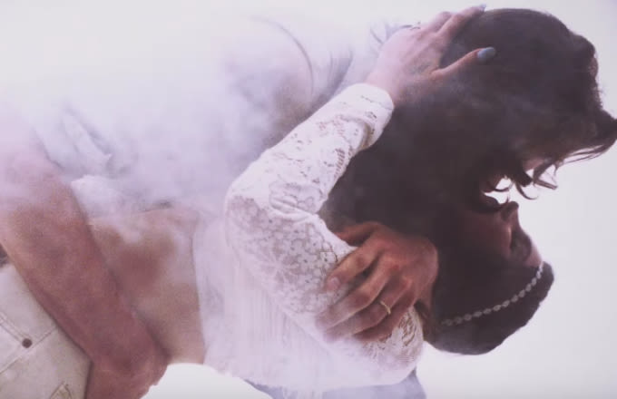 "Watch Lana Del Reys Video for ""Freak"" Starring Father John Misty news"