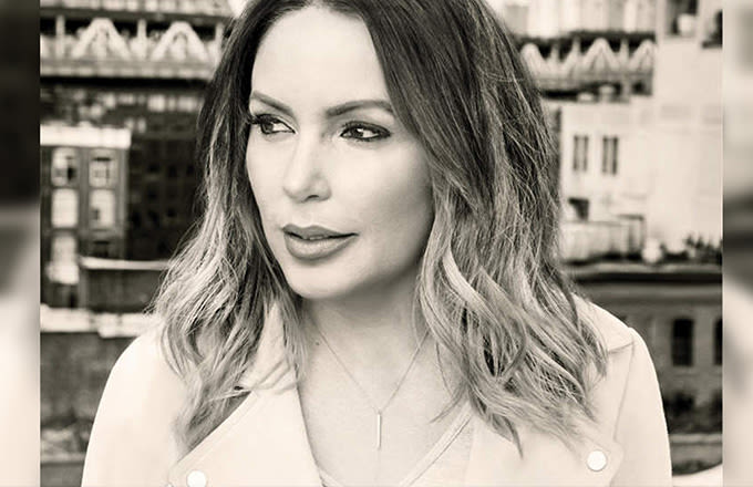 Angie Martinez Discusses Her New Book, My Voice: A Memoir news