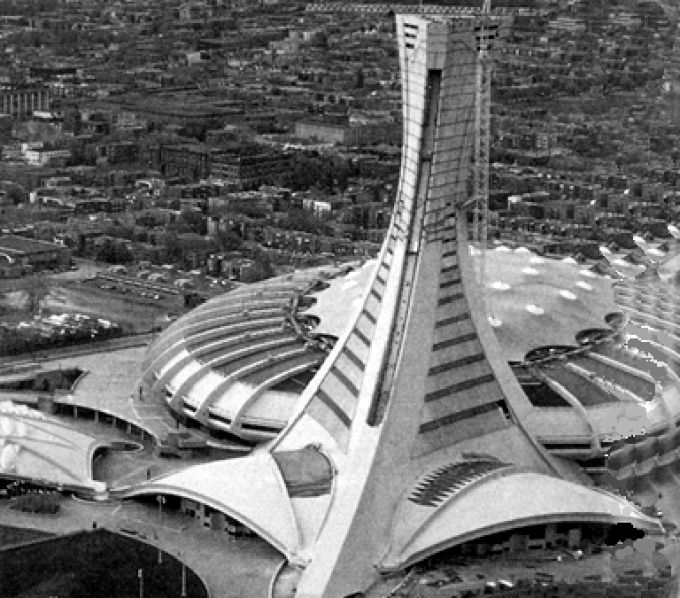 Olympic Stadium in Montreal History Montr al Olympic Stadium