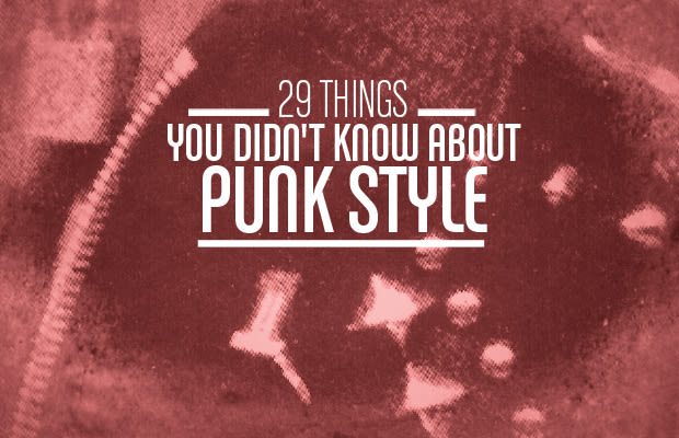swastika armband 29 things you didnt know about punk