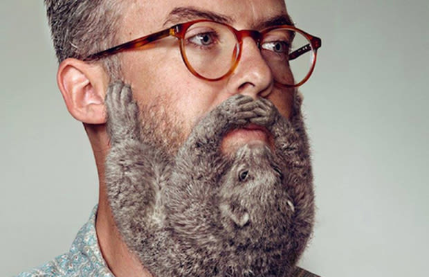 Schick S New Ad Campaign Replaces Beards With Creepy