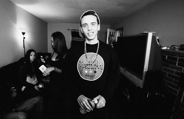 Logic Rapper Son Maryland Rapper Logic