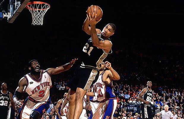 Tim Duncan (2003) - Ranking Every NBA Finals MVP | Complex