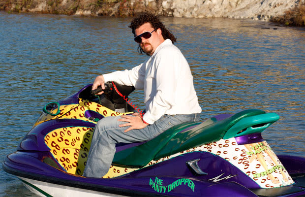 Kenny Powers Sunglasses Kenny Powers' Greatest Outfits