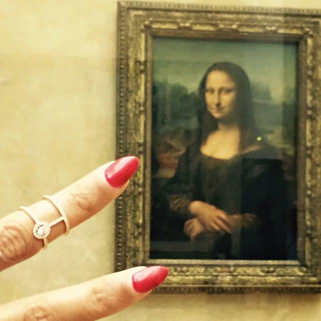 Beyonce, Mona Lisa