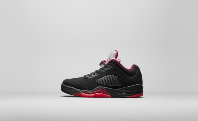 Air Jordan 5 Fire Red Kids 440888 102 Release Date