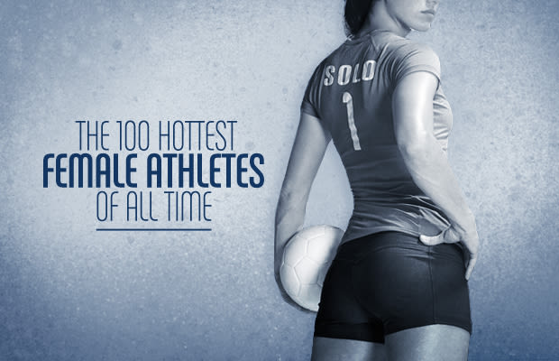 Hottest female athletes sochi