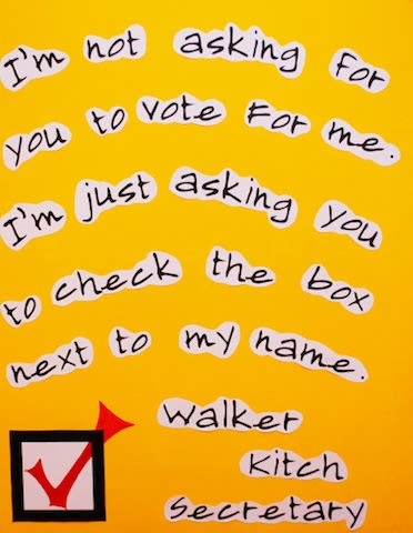 Check the Box - 25 Hilarious Student Council Campaign ...