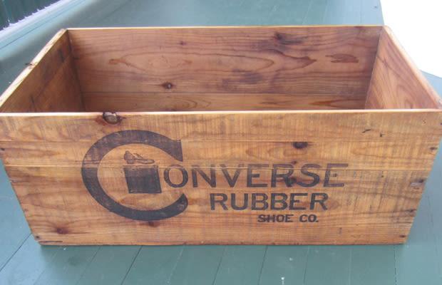 converse rubber company
