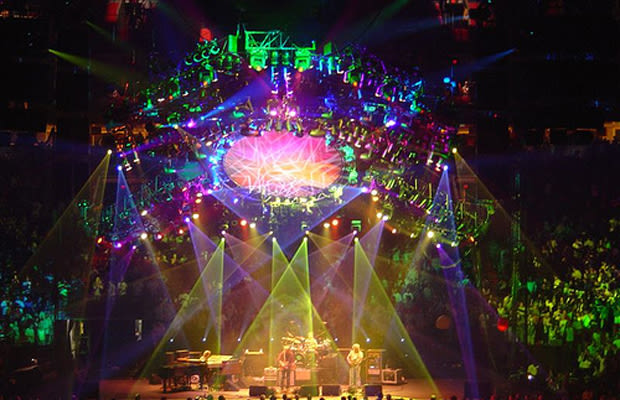 Phish madison square garden the 10 best new year 39 s eve - Phish madison square garden tickets ...
