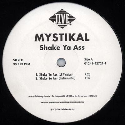 Mystikal shake ya ass download