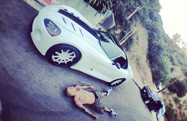 Lil Boosie - 30 Photos of Rappers Flexing With Giant Car ...