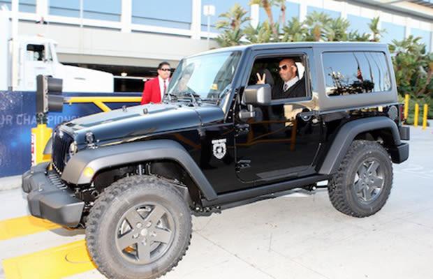 NBA yıldızları ve araba koleksiyonları Kobe Bryant Range Rover
