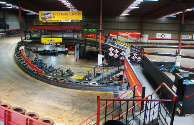 Monticello Karting The 10 Coolest Go Kart Tracks In The
