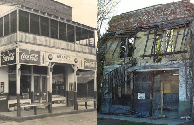 Bryant Grocery and Meat Market || Emmett Till Memory Project