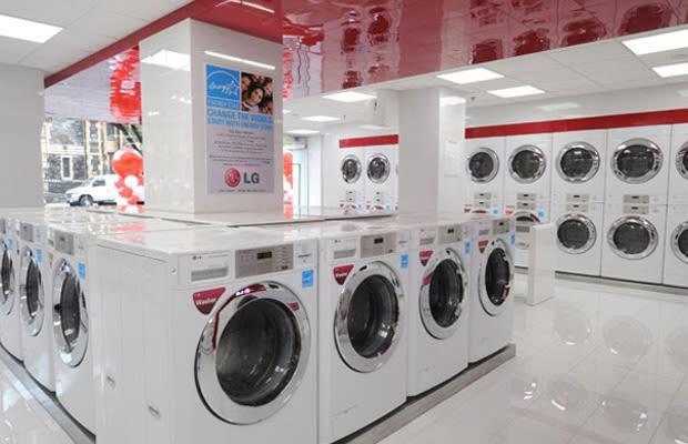 LG Laundry Lounge - 15 Awesome Laundromats | Complex