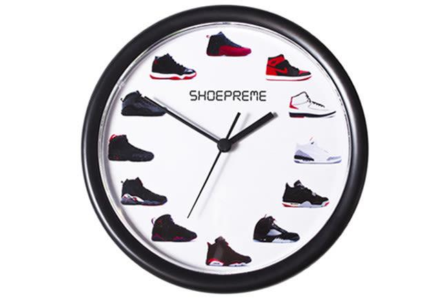 Jordan Shoe Clock Shirt