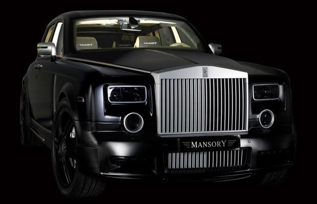 Mansory Conquistador 10 Dope Rolls Royce Desktop