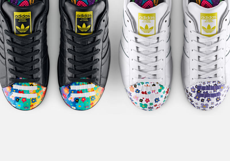 Pharrell williams x adidas superstar supershell collection complex - Pharrell williams design ...