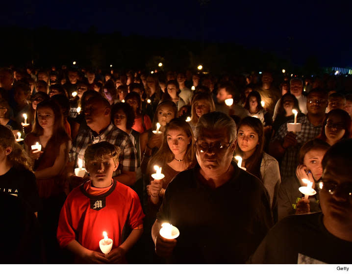 Christina Grimmie Remembered by Hundreds at Hometown Vigil news