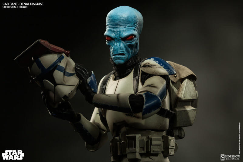 Cad Bane In Denal Disguise Sideshow Collectibles Giveaway