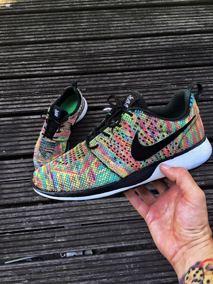 0f98bc848e51 Nike Flyknit Racer Custom cost2insure.co.uk