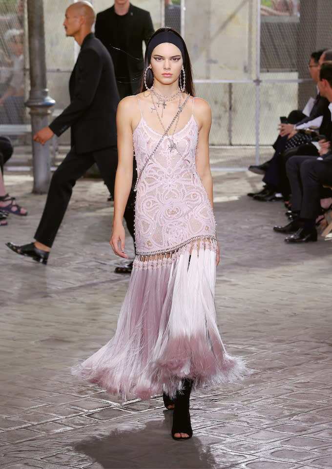 Givenchy's Spring 2016 Collection Is Literally Star ...