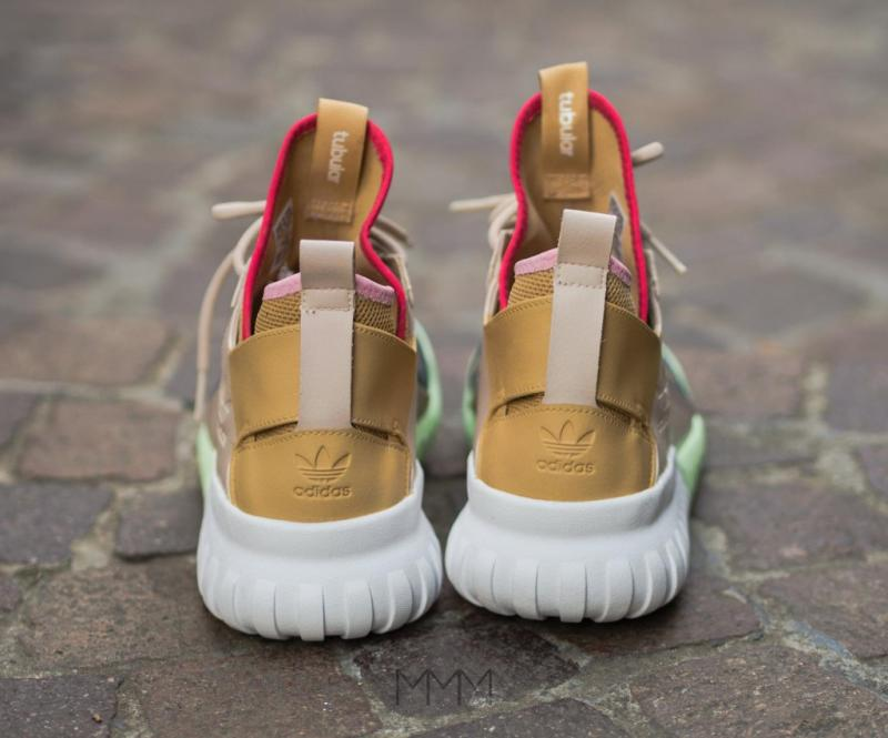Adidas Tubular Toddler Wheat