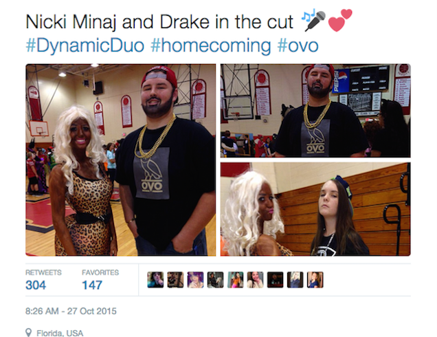 High School Student Wears Blackface For Nicki Minaj Halloween Costume