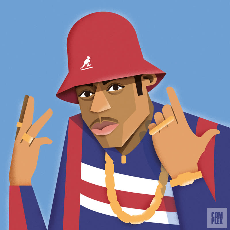 2d7dcdde1 The Best Rapper Alive, Every Year Since 1979 | Complex