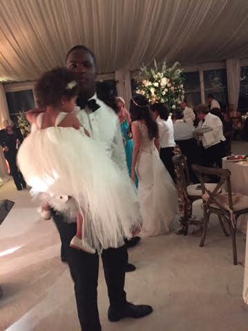 Christine murray wedding