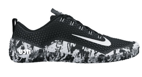 Nike Free Trainer 1.0 Black White
