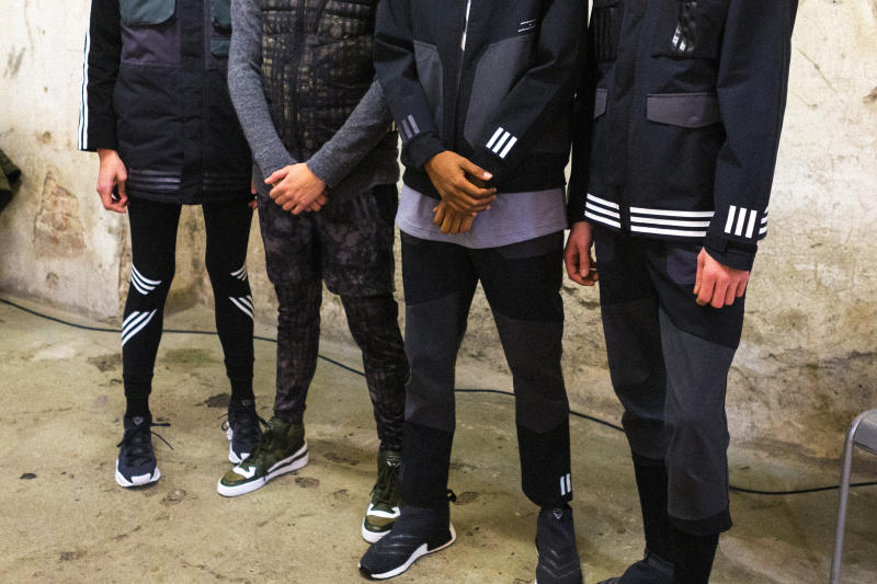 newest 669bf a7116 adidas Originals by White Mountaineering Refuses to Play to ...